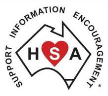 Heart Support Australia ACT Branch Logo