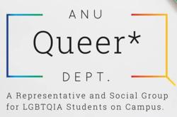 ANU Queer Department Logo