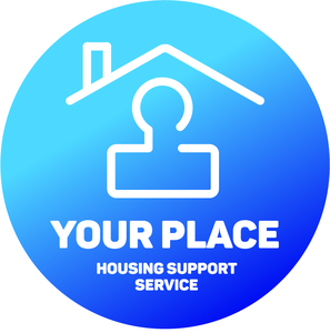 Your Place Housing Support Service Logo