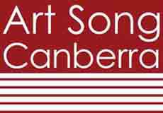 Art Song Canberra Logo