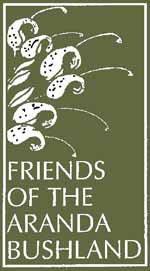 Friends of the Aranda Bushland Inc Logo