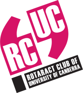 Rotaract Club University of Canberra Logo