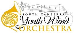South Canberra Youth Wind Orchestra Logo