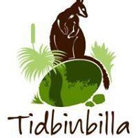 Tidbinbilla Nature Reserve Logo