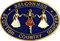 Belconnen Scottish Country Dancers Logo