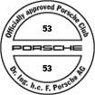 Porsche Club of Canberra Inc Logo