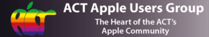 ACT Apple Users Group Inc Logo