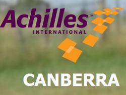Achilles Running Club Canberra Logo
