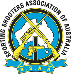 Sporting Shooters Association of Australia ACT Inc Logo