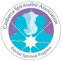Canberra Spiritualist Association Logo