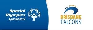 Special Olympics - Brisbane Falcons Logo