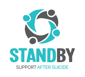 StandBy Support After Suicide Logo