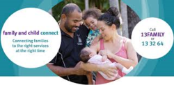 Family & Child Connect - Hyde Park Logo