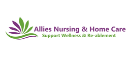 Allies Nursing and Home Care Logo