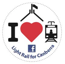 ACT Light Rail Logo