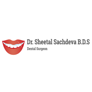 Dr. Sheetal Sachdeva B.D.S. (Dental Surgeon) Logo