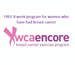 YWCA Encore Logo