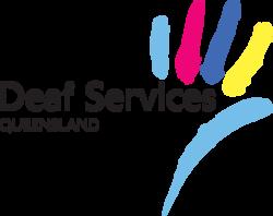 Deaf Services - Rockhampton Logo