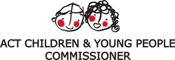 ACT Children and Young People Commissioner (CYPC) Logo