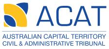 ACT Civil and Administrative Tribunal ACAT Logo