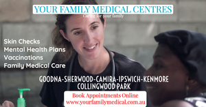 Sherwood Family Medical Centre Logo