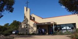 Anglican Parish of St Barnabas - Charnwood Logo