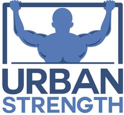 Urban Strength Calisthenics and Gymnastics Strength Training Logo