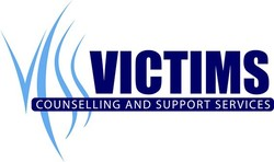Victims of Crime; Trauma Logo