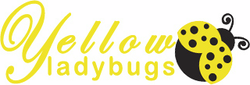 Yellow Ladybugs Logo