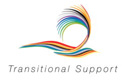Transitional Support - Counselling & Career Support Services Logo