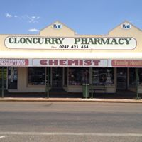 Cloncurry Pharmacy Logo