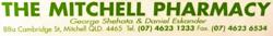 The Mitchell Pharmacy Logo