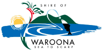 SHIRE OF WAROONA  Logo