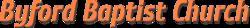 Byford Baptist Playgroup  Logo