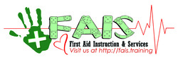 First Aid Instruction & Services Logo