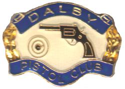 Dalby Pistol Club Inc Logo