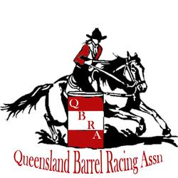 Queensland Barrel Racing Association Logo