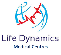 Life Dynamics Medical Centre, Ground Floor, The Johnson Centre Logo