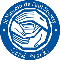 St Vincent de Paul Society Queensland - Toowoomba Logo
