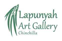 Lapunyah Art Gallery Logo