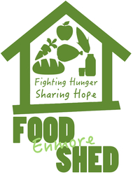 the Food Shed - Enmore Logo