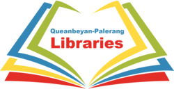 Queanbeyan City Library Logo
