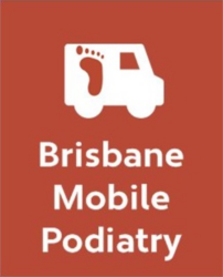 Brisbane Mobile Podiatry Logo
