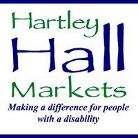 Hartley Hall Markets Logo