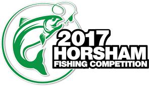 Horsham Fishing Competition Logo