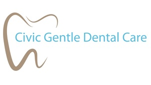 Civic Gentle Dental Care Logo