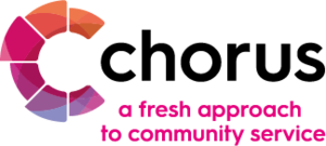 Chorus Ability Arts Logo