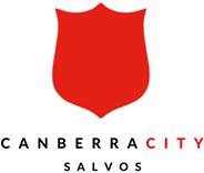 Salvos Canberra City Corps Logo
