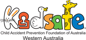 Kidsafe WA - West Leederville Logo