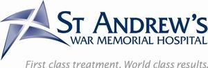 St Andrew's War Memorial Hospital Logo